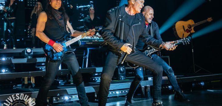 2018 04 16 David Hasselhoff Live Arena Nurnberger Versicherung